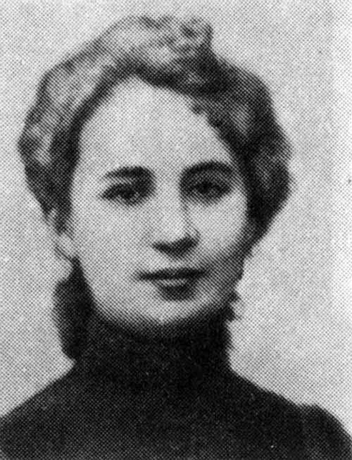 Natalia Gontcharova Moscow