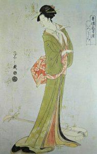 Ukiyo-e poster