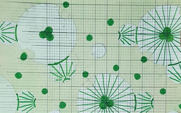Natalia Gontcharova Textile Design