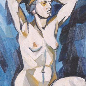 Natalia Gontcharova Female Nude