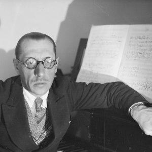 Natalia Gontcharova Stravinsky